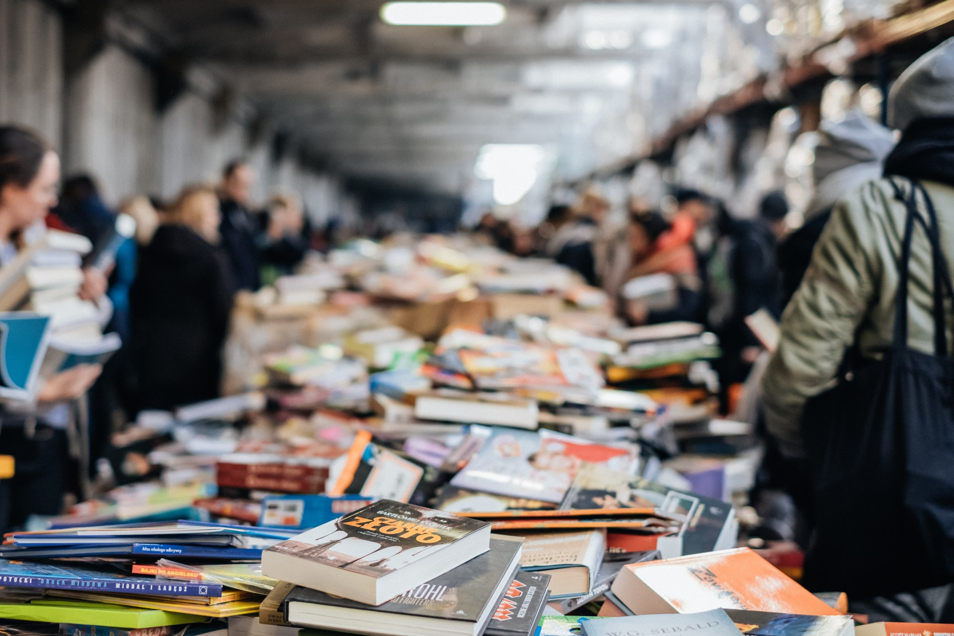 Sell your old books